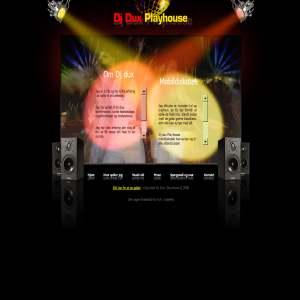 DJ Dux Playhouse