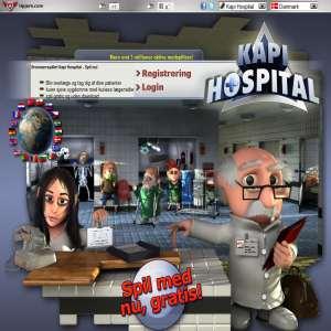 Spil gratis Kapi Hospital