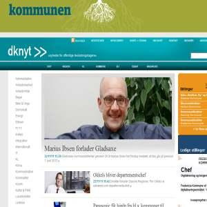 dknyt - Den kommunale verdens nyhedsbureau