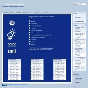 DMI.dk - Danmarks Meteorologiske Institut