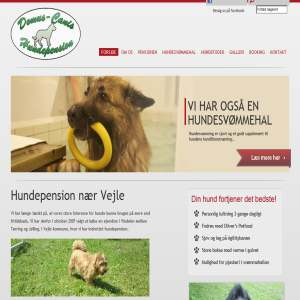 Domus Canis - hundepension