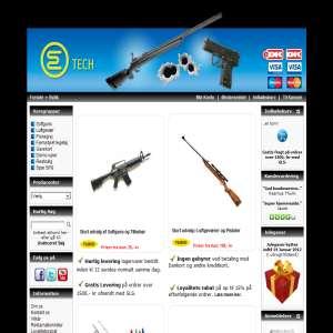 E-TECH - Hardball og softguns