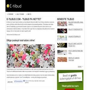 E-tilbud.com