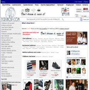 tøj online shop