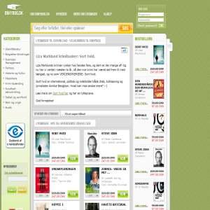 EnNyBog.dk - Lydbøger på dansk til download