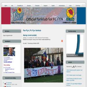 FANFYN officiel fanklub for FC FYN