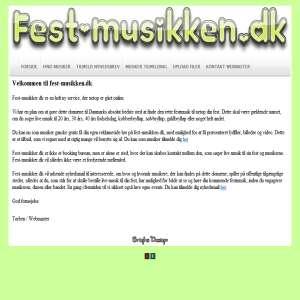 Festmusik - find det her