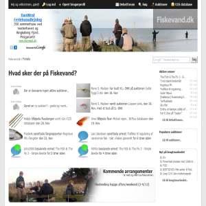 Fiskevand.dk - Bombarda rigs fra en spinflue fisker