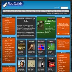 Flash Spil - Gratis spil online