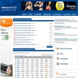 Forex valutaomregner.dk