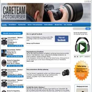 Careteam Fotokurser