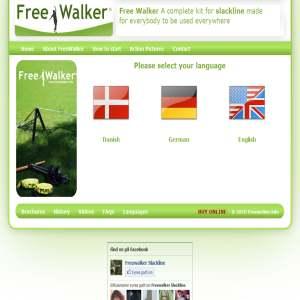 Freewalker - nyeste trend hjem i din have