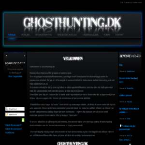 Ghosthunting.dk