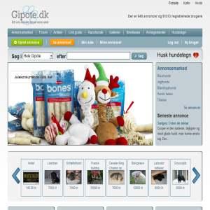 Gipote.dk | Køb & salg af hunde / hvalpe - gratis