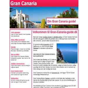 Gran Canaria guide