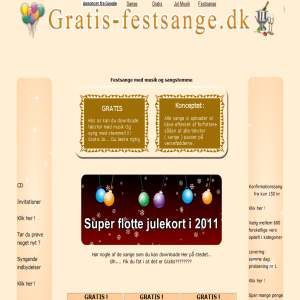 Download Gratis-Festsange