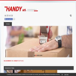 HANDY Flytteservice
