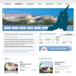 Ejendomsmægler Hedegaard Madsen