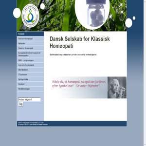 Dansk Selskab for Klassisk Homøopati