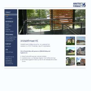 Arkitektfirmaet HS Rådgivning - Tegnestue & Totalrådgivning