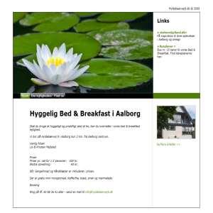 Bed & Breakfast i Aalborg