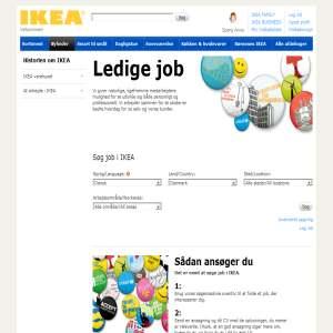 Elev i IKEA