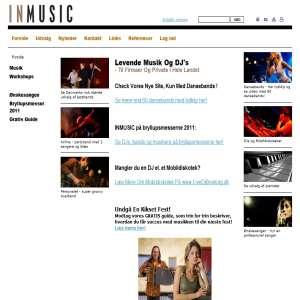 inmusic.dk