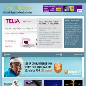 Internetudbyder - Bredbånds Guide