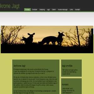 Jarlkrone Jagt i Syd Sverige