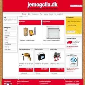 Tysk byggemarked online