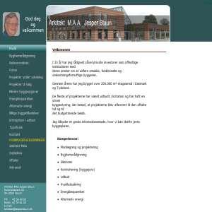 Arkitekt M.A.A. Jesper Staun ApS