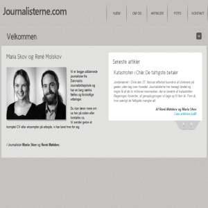 Journalisterne - freelance journalister i Sydamerika