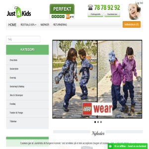 Just4kids.dk | Legetøj og børnetøj