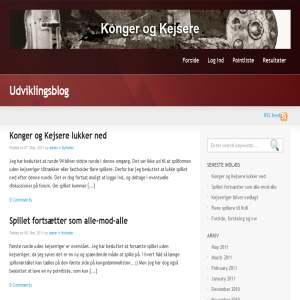 Konger og Kejsere.dk