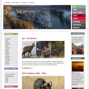 Køb billige jagtrejser - Korsholm-jagtrejser Polen, Tyskland, England