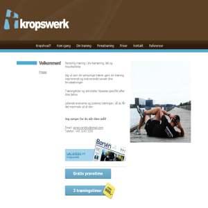 kropswerk - Få En Personlig Træner