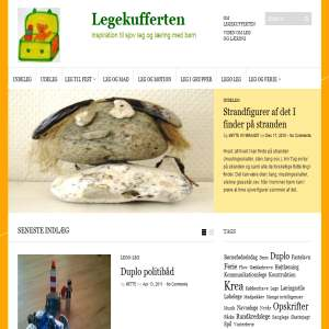 Legekufferten - sjov leg og l�ring for b�rn