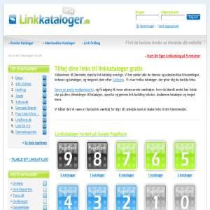 Linkkataloger - hj�lp til linkbuilding