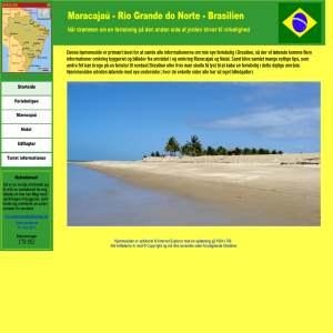 Maracajau - Rio Grande do Norte - Brasilien