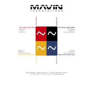 Mavin Translations