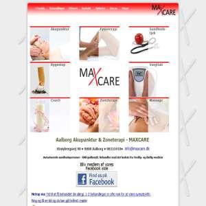 MAXCARE Akupunktur & Zoneterapi