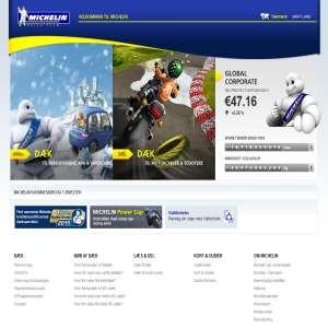 Michelin Dæk - det sikre valg, når du skal have nye bildæk
