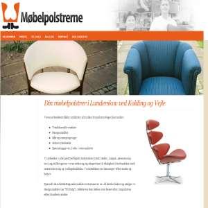Møbelpolstrer Kolding - Mange års erfaring indenfor polstring af møbler