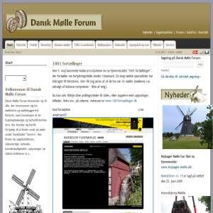 Dansk Mølle Forum