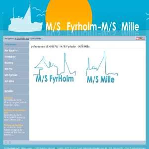 M/S Fyrholm - M/S Mille