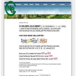 NBC Niels Br�ndekilde - Jels - Udlejer Autocampere & Busser