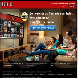 Netflix Danmark - Se film og tv-serier online