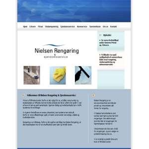 Nielsen reng�ring & ejendomsservice