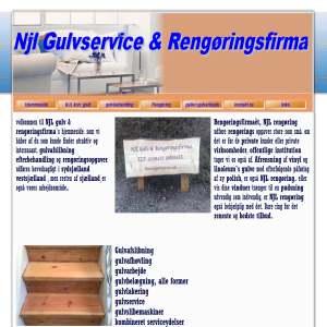 NJL Gulvservice & Reng�ringsfirma