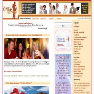 OnlyGirlz.dk - Online magasin for piger